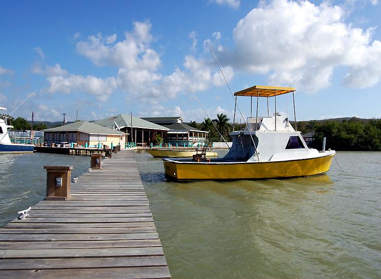 Glistening Waters Dock