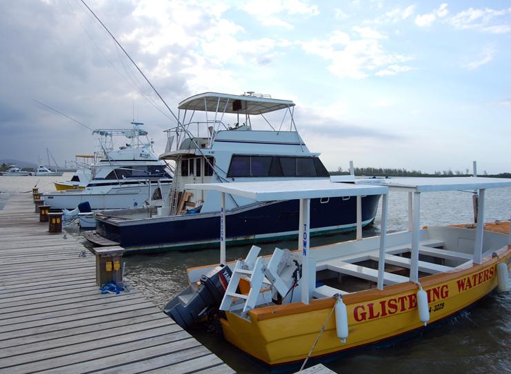 Our Marina Dock