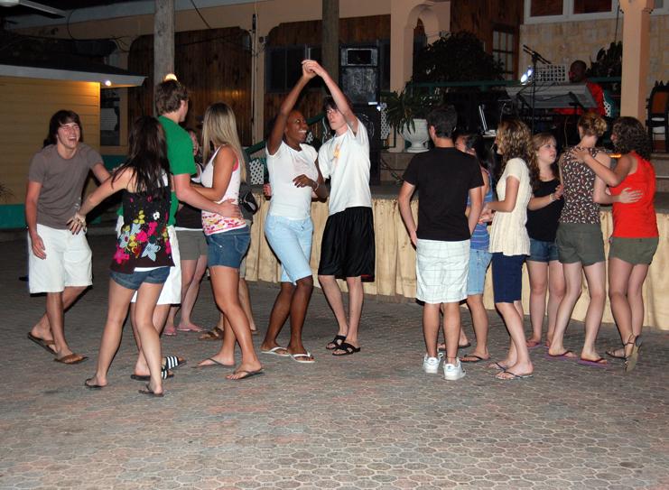 Nightlife Dancing
