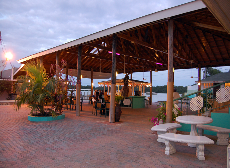 Our Outdoor Patio Area