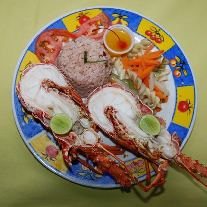 Lobster Dish