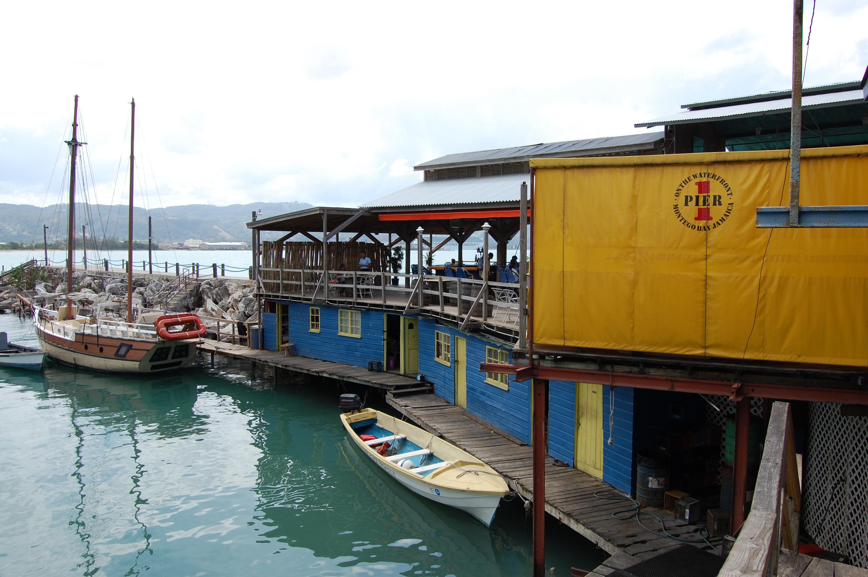 Pier 1 Montego Bay