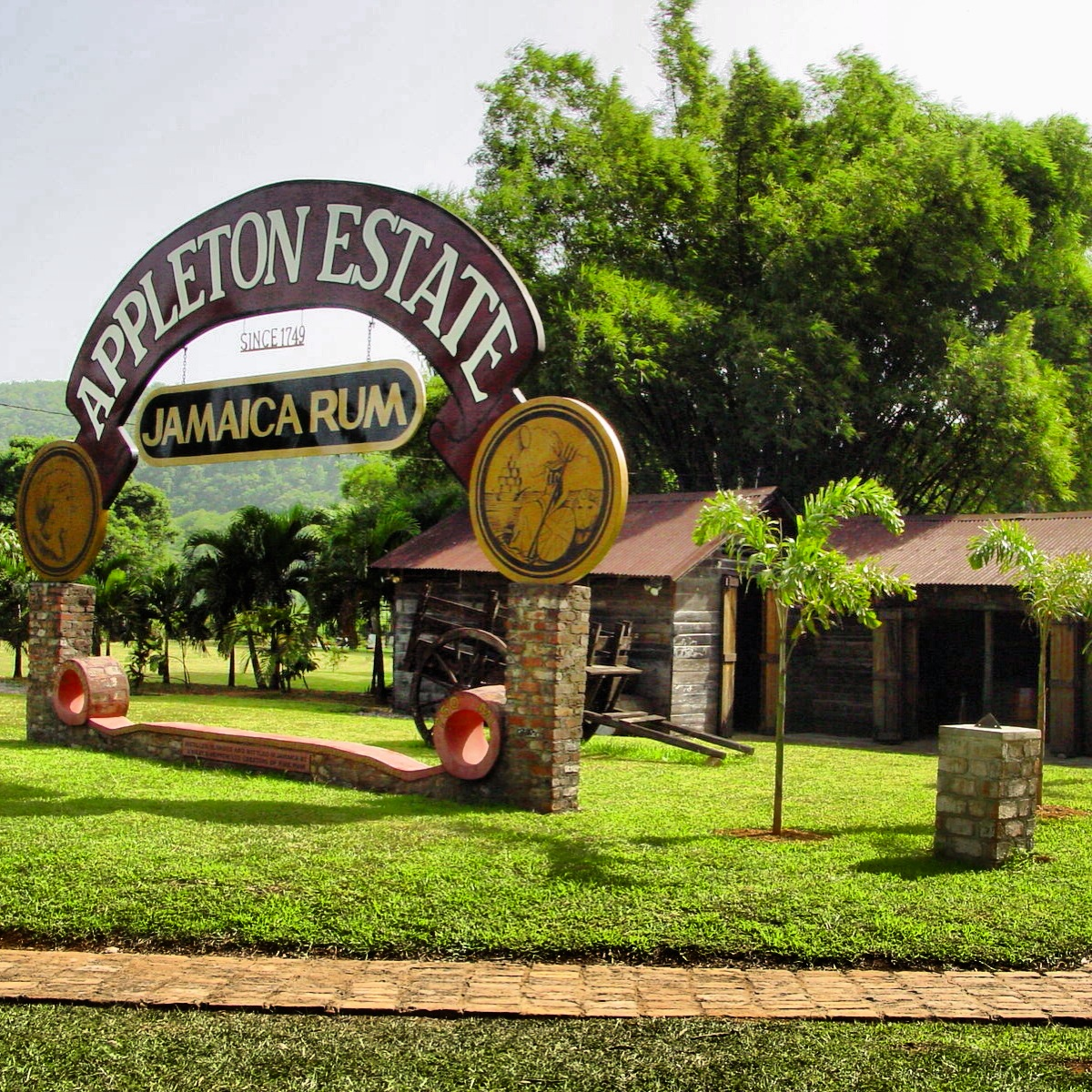Appleton Rum Estates Tour