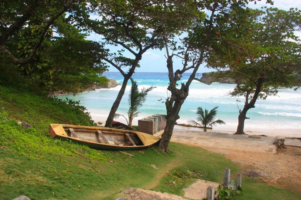 Boston Bay Beach, Jamaica